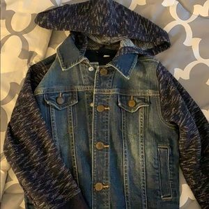 Osh Kosh (from Target) Denim coat